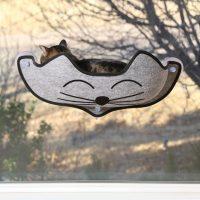 EZ Mount Kittyface Window Bed