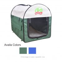 Foldable Soft Crate for Outdoors
