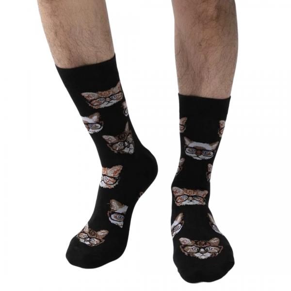 Men's Cat Socks